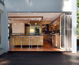 NanaWall Systems introduces NanaWall Kitchen Transition for