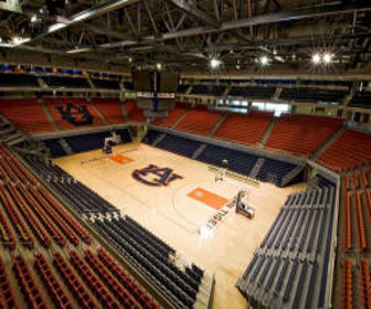 New Basketball Arena In Auburn University Completed Ahead Of