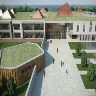 New Cowes Enterprise College Building To Complete Soon