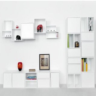 New modular shelving system by Cubit - Mymito GmbH