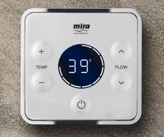 Mira Digital Shower >> Plumb Center Launches Mira Pixel Digital Shower Designcurial