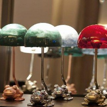 Promemoria Launches Lamp Collections Designcurial
