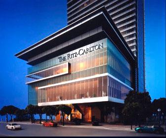 Ritz Carlton Hotel Opens In Toronto Designcurial