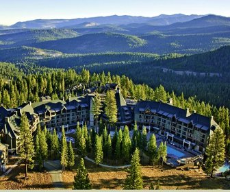 Ritz carlton lake tahoe becomes first leed certified ritz for Lake tahoe architecture firms