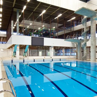 Royal Commonwealth Pool Reopens After Overhaul Designcurial