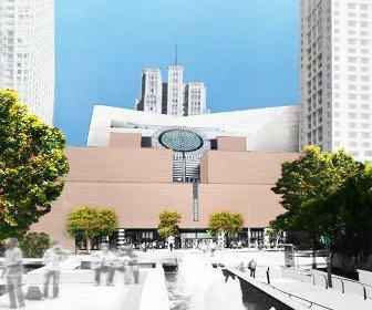 San francisco museum of modern art unveils 480 million for Museum craft design san francisco