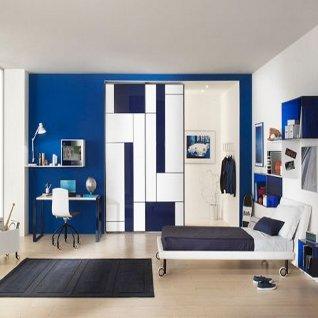 Sangiorgio Mobili launches Kubika bedroom series - DesignCurial