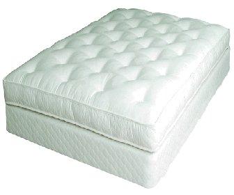 SleepTek launches Harmony Organic Cotton Futon Mattress