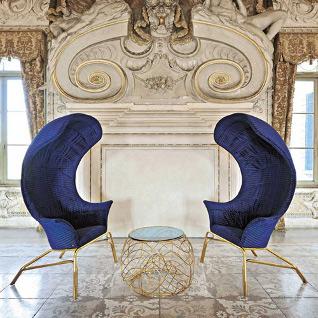 Smania Creates Throne Like Queen Chair