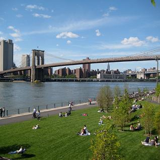 Spacesmith Davis Brody Bond Design Pop Up Pool In Brooklyn Bridge Park Designcurial