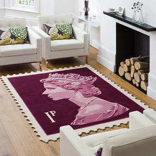 Rugs Launches Postage Stamp Rug Range