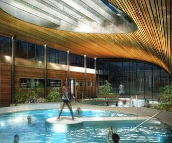 Vincent callebaut architectures designs green wave pool in for Pool design france