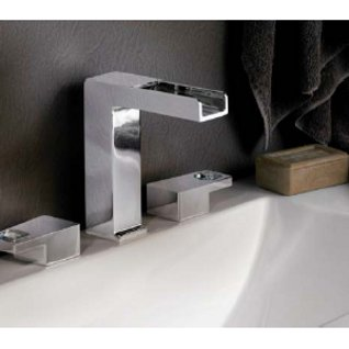 Watermark Designs Introduces Edge Faucet Collection Designcurial