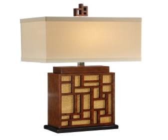 Wildwood Lamps Adds Three Lamps To Tommy Bahama Collection