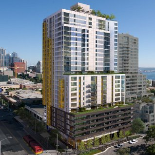 Wood Partners to develop new high-rise community in Seattle ...