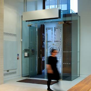 Zen air curtain adorns 1 Bishopsgate building in London