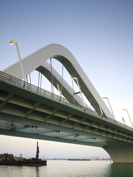 Happy Birthday, Sheikh Zayed Bridge