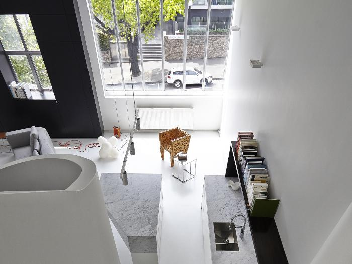Image Tools Email Save Pin Minimalist Loft Apartment In Melbourne